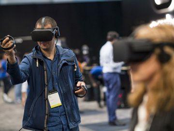 Réalité Virtuelle   Création et Animations