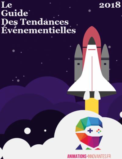 Cover Ebook guide des tendances événementielles 2018