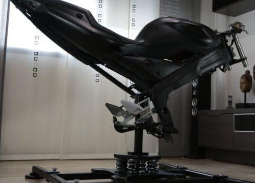 Simulateur Moto GP VR animations innovantes technologiques disruptives digitales originales high-tech originales ludiques