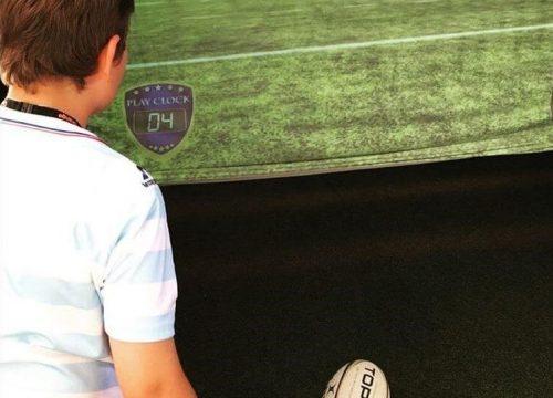 Simulateur digital Multi sport en Réalité virtuelle animations innovantes technologiques high-tech disruptives digital original lufique