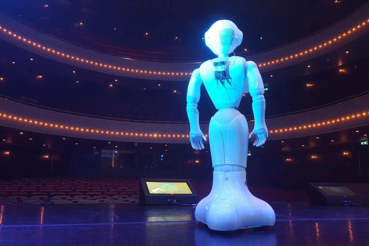 Pourquoi inclure un robot dans mes événements d'entreprise ?