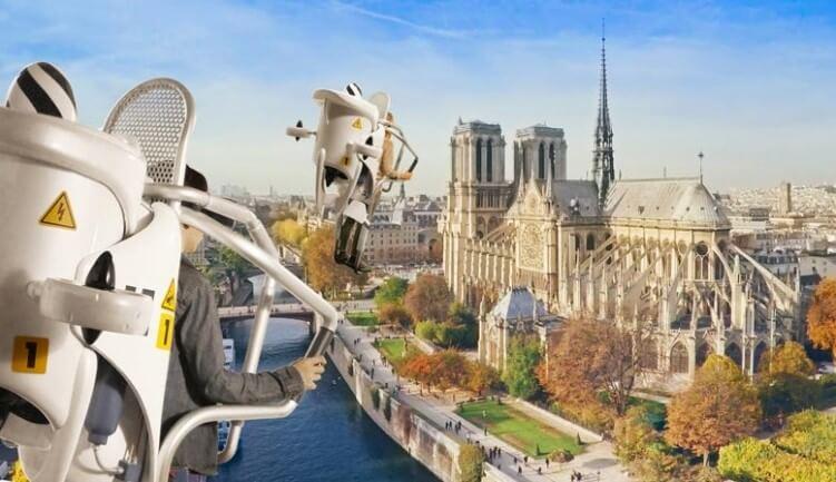 >> Top 5 des attractions en réalité  virtuelle près de Paris