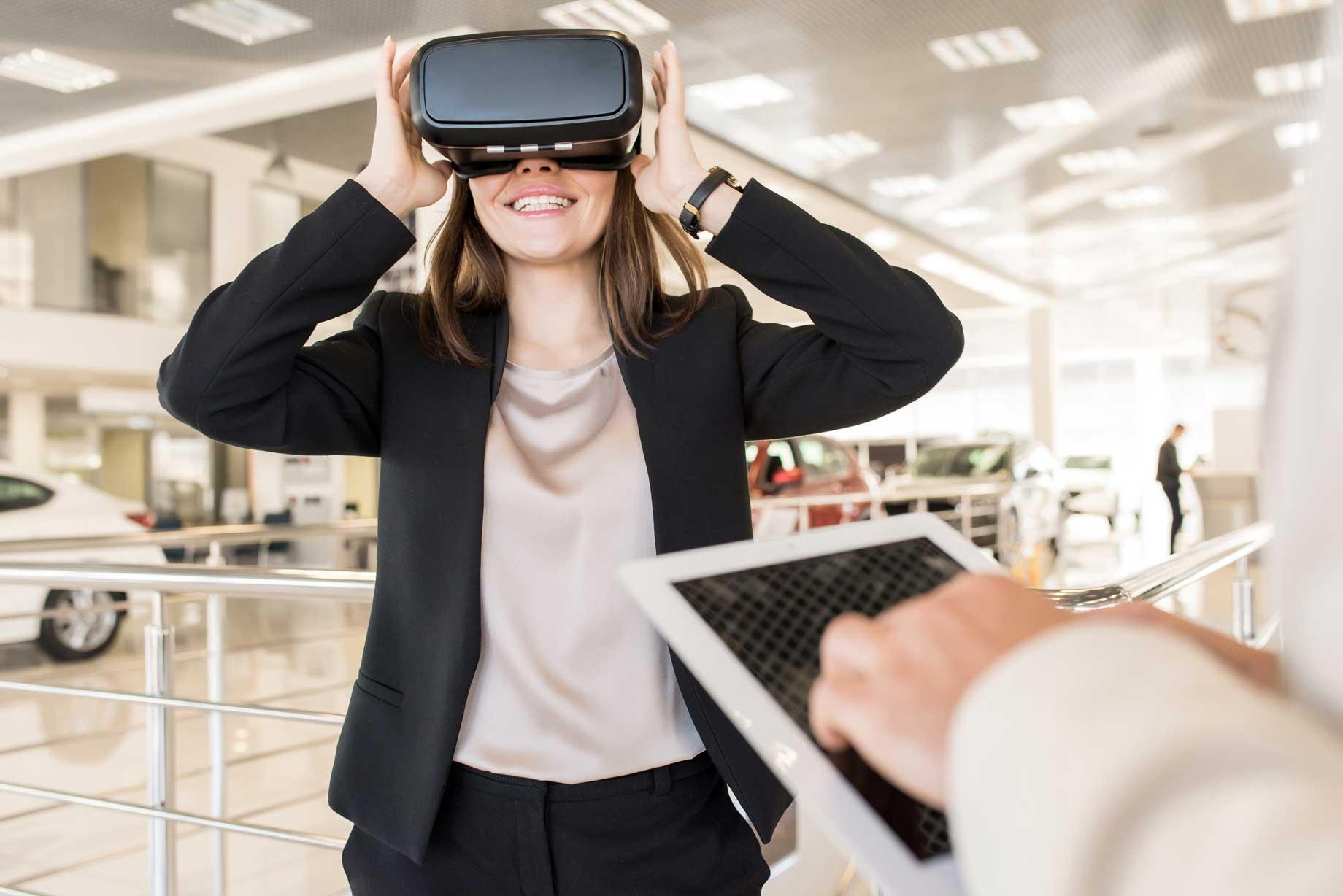 La réalité virtuelle va-t-elle révolutionner la pub ?