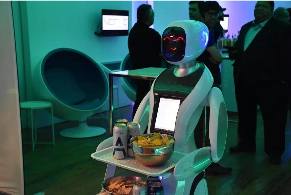 Location de robots pour booster vos animations d'entreprise