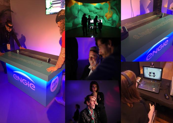 Des animations neurosciences pour un événement d'entreprise
