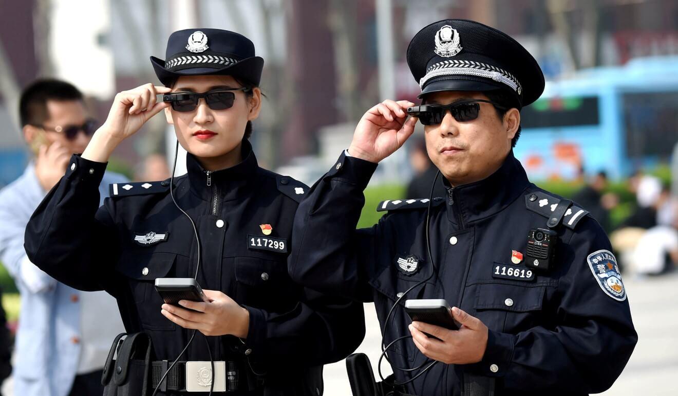 Quand la réalité augmentée soutient les forces de l'ordre !